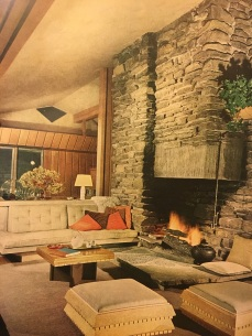 this is why you can find us perusing auction sites in search of a rare 1955 home design issue of ladies home journal or crouched in the basement corner at - 1955 Home Design