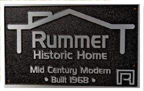 Rummer plaque