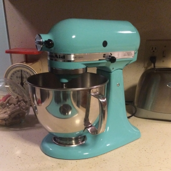 KitchenAid mixer