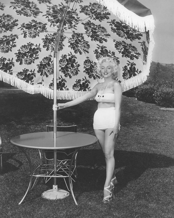 One Of The Most Popular Manufacturers Of These Fringe Umbrellas Was A  Company Called SunMaster In California. SunMaster Umbrellas Offered  Easy Close ...